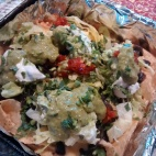 Not-campfire nachos